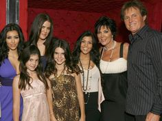 The Kardashian/Jenner Family Over the Years