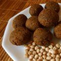 Falafel - eredeti arab   NOSALTY – receptek képekkel Falafel, Dog Food Recipes, Paleo, Veggies, Vegetable Recipes, Falafels, Vegetables