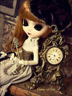The Antique Clock