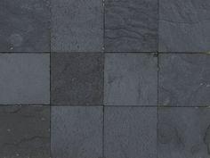 Carrelage et dalle en pierre naturelle 10x10 cm, Piedras noir