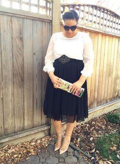 Sunday Best: Pleated Skirt Inspiration