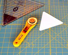 Cutting equilateral triangles - a tutorial | On the Windy Side