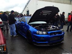 From Nissanfest at evergreenspeedway 2013 Nissan Gtr R34, Nissan Skyline, Screen Wallpaper, Bmw, Awesome, Computer Wallpaper, Be Awesome