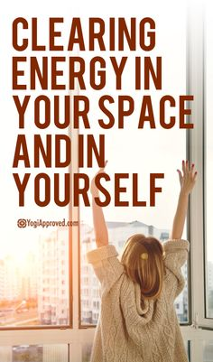 Shift happens... Clearning energy in your space and in yourself