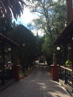 Ex-Hacienda San Gabriel de Barrera, Guanajuato, México.