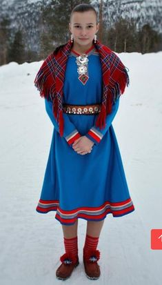 Culture Shock, Ethnic Fashion, Skyrim, Traditional Dresses, Finland, Norway, Beautiful People, Appreciation, Landscapes