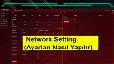 Netduma R1 Oyuncu Router Network Setting (Ayarları Nasıl Yapılır) Nasa