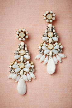 Coterie Chandeliers from BHLDN