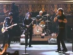the Stones named themselves after the Muddy Waters 1950 song Rollin' Stone, aka Catfish Blues (and later covered by Hendrix)    here, the Stones with a Muddy Waters protégé from the early chicago blues era…