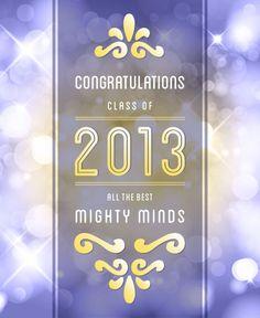 Congratulations Graduates Congratulations Graduate, Chalkboard Quotes, Art Quotes, Graduation, Mindfulness, Articles, College Graduation, Awareness Ribbons