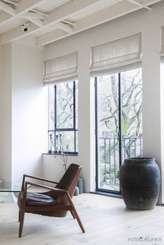 Home Decoration Color .Home Decoration Color Living Furniture, Living Room Decor, Living Spaces, Living Rooms, Home Curtains, Curtains With Blinds, Interior Architecture, Luxury Homes Interior, Muebles Living