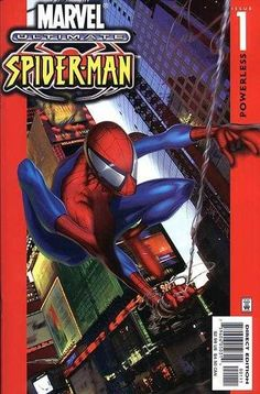 ultimate spider-man #1