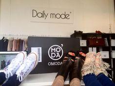 http://www.dailymode.net/ O'MODA SCHOENEN VOOR DAILYMODE