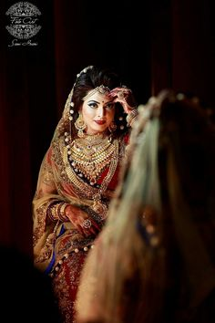 Some Best Mesmerizing Off-Beat Mirror Wedding Poses You Must Have Them for Your Wedding - - These days it is the trend of Off-Beat Romantic Mirror photoshoot, and brides and grooms are loving it. Indian Wedding Photography Poses, Bride Photography, Wedding Poses, Wedding Advice, Mirror Photography, Photography Portraits, Wedding Couples, Indian Bridal Photos, Indian Wedding Couple