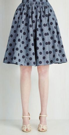 Saturday Sojourn Skirt