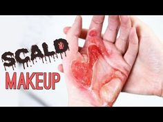 Tutorial: Scald Makeup using Latex - YouTube