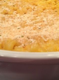 Famous Macaroni and Cheese Recipe