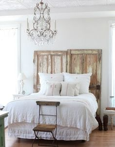 doors as bed frames awesome pin