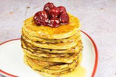Syn Free American Pancakes - Basement Bakehouse