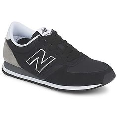 New Balance U420 Noir / Gris 350x350