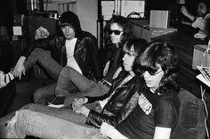 The Ramones Studio Recording Plaza Sound