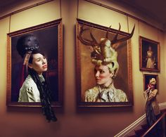 Gorgeously Surreal Fashion Photography - My Modern Metropolis