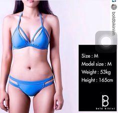 | Blue Under-Cut | 396.000 VND Colour Available: Blue Size (US): S/M (Burst 78.5 - 85, Butt 86 - 90) / (Burst 86 - 93, Butt 91 - 95)     To order please send us your message via Pinterest Messages/ Facebook/ Instagram  Facebook account: https://www.facebook.com/pages/Bold-Bikini-Partner/841767595919344 Instagram: @boldbikinipartner Ship worldwide   #boldbikini #bikini #summer #closet #2015 #beachwear