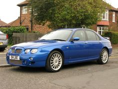 2002 MG ZT 2.5 V6 Great British, British Car, Car Rover, Dodge Avenger, Mg Cars, Avengers 2, Cars For Sale, Classic Cars, Automobile