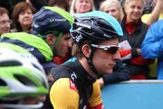 Bradley Tour of Britain 2013