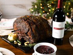 5 Christmas Dinner Recipes Beef Rib Roast, Beef Tenderloin Roast, Rib Roast Recipe, Prime Rib Roast, Holiday Appetizers, Appetizer Recipes, Dinner Recipes, Dinner Ideas, Thanksgiving Recipes