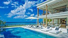 Villa The Dream te Barbados, zoals de naam al suggereert is het echt een droom om hier te verblijven. The Dream is een 5 slaapkamer vakantievilla