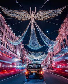 Christmas Mood, London