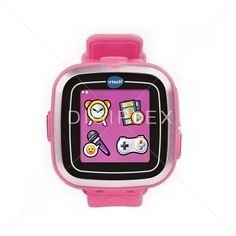 Watch Touchscreen Learning Smartwatch Camera Vtech Kidizoom Cute Girl 3-7yr Pink #VTech