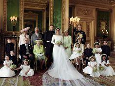 Meghan and Harry Royal Wedding