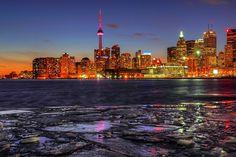 Toronto Skyline HD Wallpapers