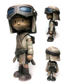 Image result for angry vinyl toy