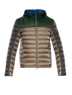 Arsenal Giubbotto quilted down jacket | Moncler | MATCHESFASHION.COM US