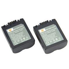 $16.99 (Buy here: https://alitems.com/g/1e8d114494ebda23ff8b16525dc3e8/?i=5&ulp=https%3A%2F%2Fwww.aliexpress.com%2Fitem%2FDSTE-2PCS-CGR-S006E-Rechargeable-Li-ion-Battery-For-Panasonic-DMC-FZ7-FZ30-FZ50-FZ28-FZ18%2F32609178848.html ) DSTE 2pcs CGR-S006E CGR S006E S006 Rechargeable Battery For Panasonic DMC-FZ7 FZ30 FZ50 FZ28 FZ18 TZ8 FZ35 FZ7-K FZ7-S Camera for just $16.99