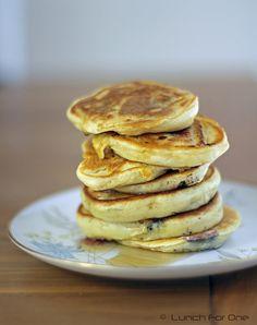 Pancake by Lunchforone, via Flickr