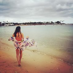 Gone with the wind. #Hawaii #Magicisland #ArdenCho