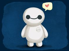 On a scale of 1 to 10, how would you rate Baymax's cuteness? Even before Big Hero 6 soared into theaters, the inflatable robot with a chip of gold had already become the movie's bona fide mascot. And it's easy to understand why—just look at that face! So to celebrate the film's anniversary we've rounded up the most adorable fan art of everyone's favorite health care companion. Get ready to fall in love with Baymax all over again.