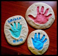 We Make a Real Family: Isänpäivä lahjoja taikataikinasta | Resepti