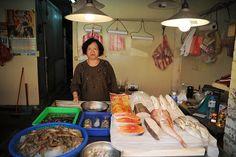 台灣工作中的人: 魚販 (People of Taiwan)