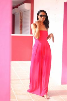 DIY 1 hr Maxi Dress-Beaute' J'adore