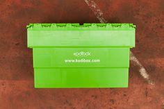Kodibox verhuisdozen