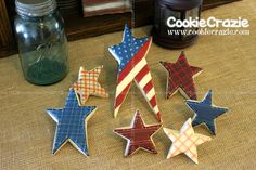 CookieCrazie: America, You're the Star (Cookie Collection)