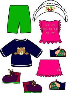 Put on PJs | Chore chart clipart | Pinterest | Pjs