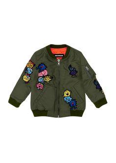 Mr Men Kids Bomber Jacket – House of Holland