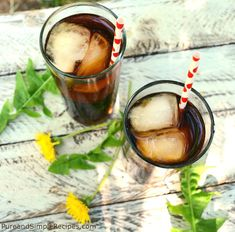 Dandelion Root Coffee - 24 Dandelion Recipes + Health Benefits + Foraging Tips Dandelion Root Detox, Dandelion Salad, Dandelion Benefits, Dandelion Root Tea, Vegan Keto Recipes, Tea Recipes, Detox Recipes, Drink Recipes, Gourmet