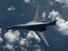 The B-1B Lancer bomber will rule the skies for another 20 years  at least